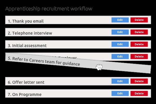 enrola | Flexible apprenticeship recruitment software